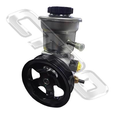 POWER STEERING PUMP - 1TR/2TR - PETROL - TO SUIT TOYOTA HILUX 2005-