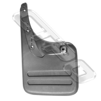 8128152-01-REAR MUD FLAP - L/H - TOYOTA HILUX 2005-