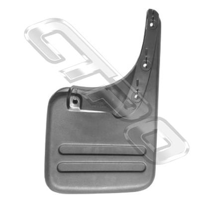REAR MUD FLAP - R/H - TO SUIT TOYOTA HILUX 2005-