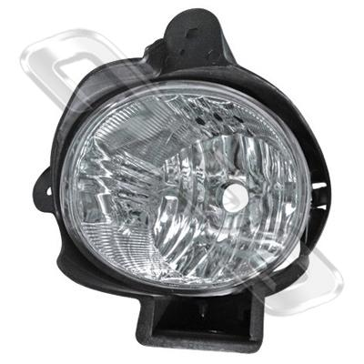 FOG LAMP - R/H - TO SUIT TOYOTA HILUX 2011-