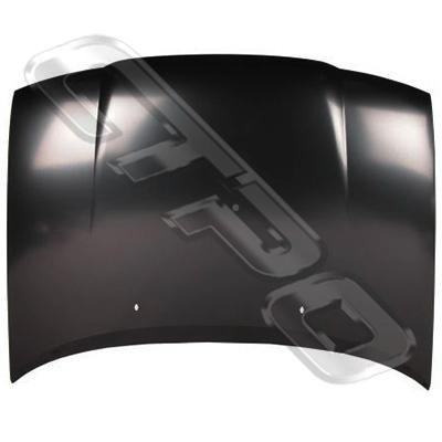 BONNET - W/SPRAY HOLE - TO SUIT TOYOTA LANDCRUISER FJ100 1998-