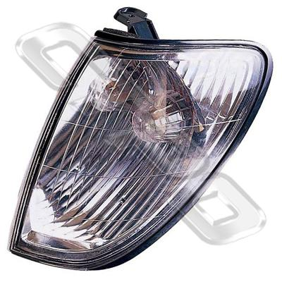 CORNER LAMP - L/H - CLEAR - TO SUIT TOYOTA LANDCRUISER FJ100 2001-