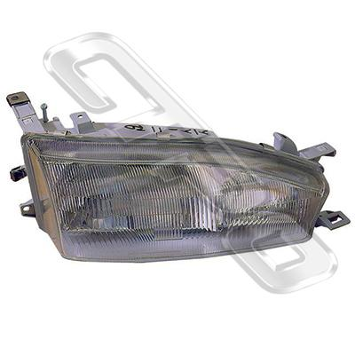 HEADLAMP - R/H - W/E - TO SUIT TOYOTA CAMRY VCV10 1992-96  NZ+AUST
