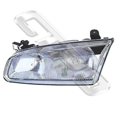 HEADLAMP - L/H - HELLA - TO SUIT TOYOTA CAMRY SXV20 1997-99  NZ+AUST