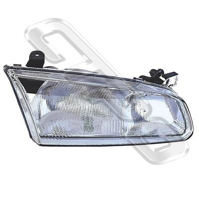 HEADLAMP - R/H - HELLA - TO SUIT TOYOTA CAMRY SXV20 1997-99  NZ+AUST