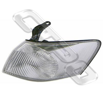 CORNER LAMP - L/H - CLEAR - TO SUIT TOYOTA CAMRY SXV20 1997-  JAP IMPORT