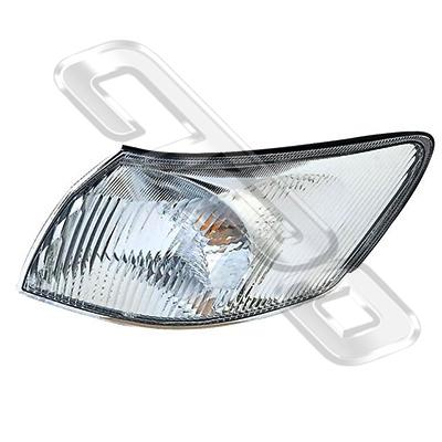 CORNER LAMP - L/H - CLEAR - TO SUIT TOYOTA CAMRY SXV20 1997-99  NZ+AUST