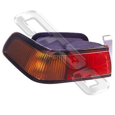 REAR LAMP - L/H - RED/AMBER - TO SUIT TOYOTA CAMRY SXV20 1997-01  NZ+AUST