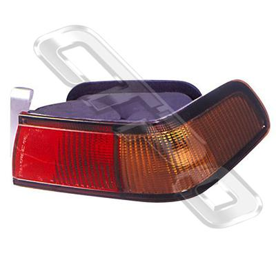 REAR LAMP - R/H - RED/AMBER - TO SUIT TOYOTA CAMRY SXV20 1997-01  NZ+AUST