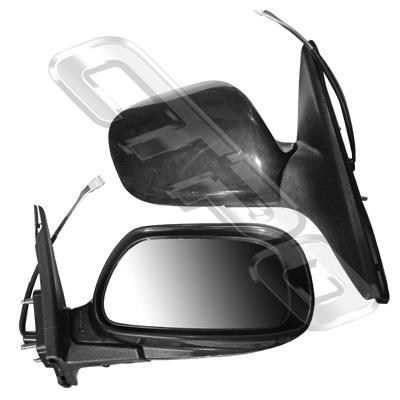 DOOR MIRROR - R/H - ELECTRIC - 3PIN - TO SUIT TOYOTA CAMRY - ACV30 - 2001-