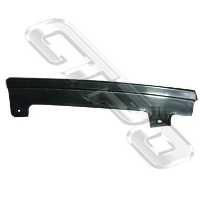 HEADLAMP - MOULDING - R/H - LOWER - TO SUIT TOYOTA COROLLA AE82 1986-87