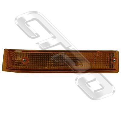 BUMPER LAMP - R/H - TO SUIT TOYOTA COROLLA AE80/EE80 1986-87