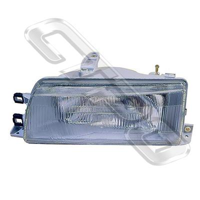HEADLAMP - L/H - TO SUIT TOYOTA COROLLA EE90 SDN 1988-