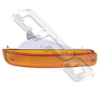 BUMPER LAMP - R/H - TO SUIT TOYOTA COROLLA FXGT 1989-92