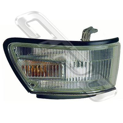 CORNER LAMP - R/H - TO SUIT TOYOTA COROLLA EE90 L/B 1988-