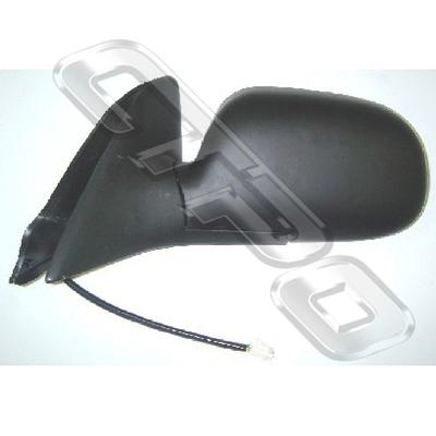 DOOR MIRROR - L/H - ELECTRIC - TO SUIT TOYOTA COROLLA AE100 1992-