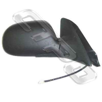 DOOR MIRROR - R/H - ELECTRIC - TO SUIT TOYOTA COROLLA AE100 1992-
