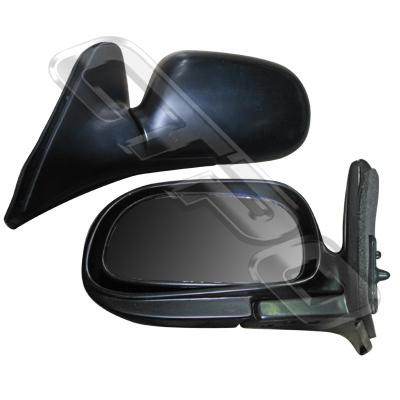 DOOR MIRROR - L/H - JAPAN DOMESTIC - TO SUIT TOYOTA COROLLA AE100 1992-