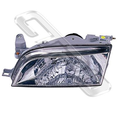 HEADLAMP - L/H - TO SUIT TOYOTA COROLLA AE101 1999-