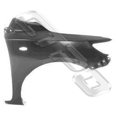 FRONT GUARD - R/H - W/SLP HOLE - TO SUIT TOYOTA COROLLA 2007- SEDAN