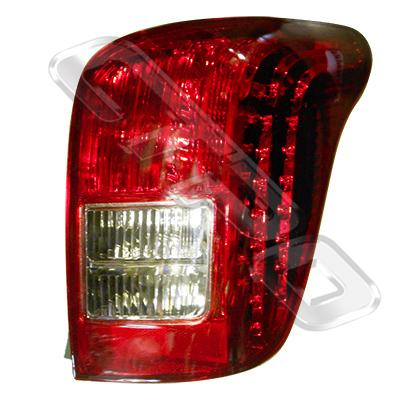 REAR LAMP - R/H - TO SUIT TOYOTA COROLLA/FIELDER 2007- STATION WAGON - IMPORT