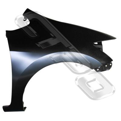 FRONT GUARD - R/H - W/O SLP HOLE - TO SUIT TOYOTA COROLLA 2010-  H/BACK