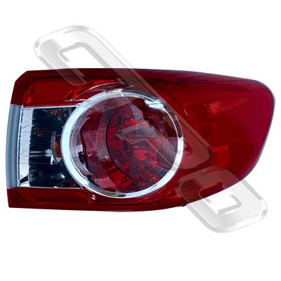 REAR LAMP - R/H - OUTER - TO SUIT TOYOTA COROLLA 2010- SEDAN