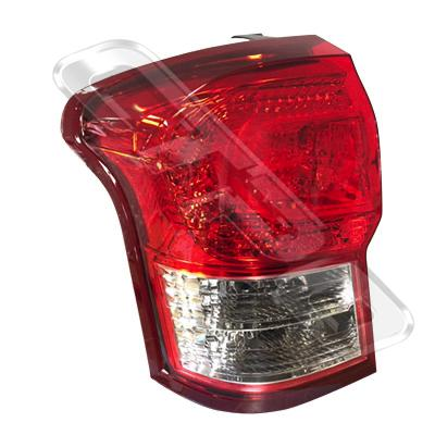 REAR LAMP - L/H - TO SUIT TOYOTA COROLLA/FIELDER 2012-  STATION WAGON