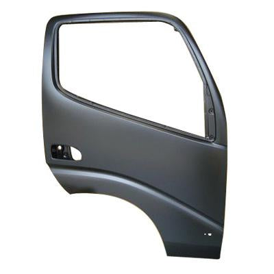 FRONT DOOR SHELL - R/H - WITH REFLECTOR HOLE - TOYOTA DYNA XZU320 2000-
