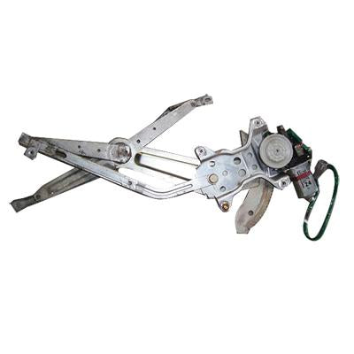 WINDOW REGULATOR - R/H - 24V - ELECTRIC - TOYOTA DYNA XZU300 2000-