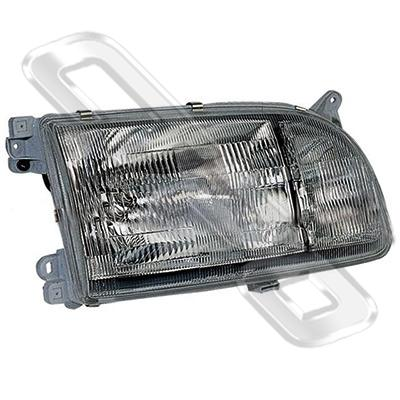 HEADLAMP - R/H - TO SUIT TOYOTA HIACE 1995-