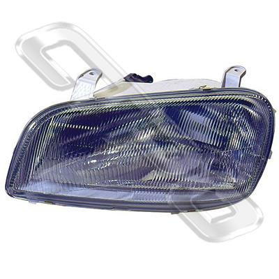 HEADLAMP - L/H - TO SUIT TOYOTA RAV4 1994-98
