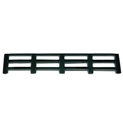 GRILLE - LOWER - OUTER - PLASTIC - VOLVO FH/FM - 2003-