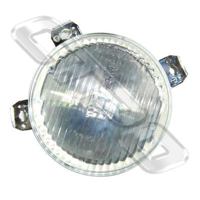 FOG LAMP - L/H - W/E MARK - IN GRILLE - TO SUIT VW GOLF MK2 GTI 1990-91