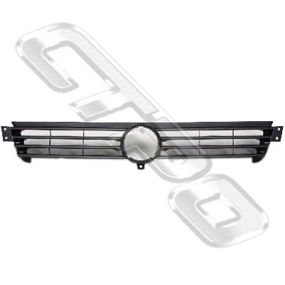 GRILLE - TO SUIT VW POLO MK4 1995-