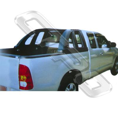 ROLL BAR - FOR TOYOTA HILUX 2005-