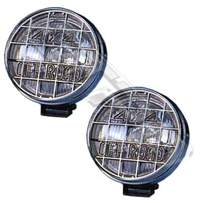 DRIVE LAMP SET - 2PCS - CLEAR LENS
