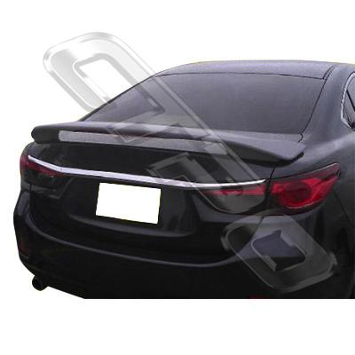 SPOILER - WITHOUT LED LIGHT FOR MAZDA 6 SEDAN 2014