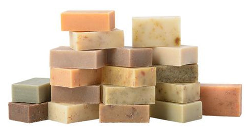 Organic Bar Soap Collection