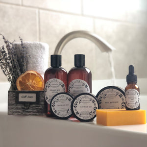 Serenity Ultimate Bath Gift Basket