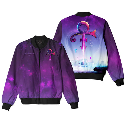 VIP-Exclusive Celebration 2019 Limited Edition Sublimation Bomber Jacket