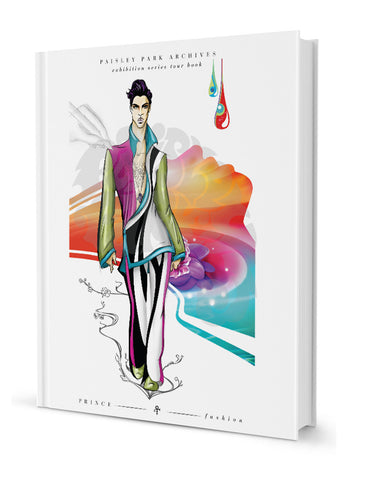 Prince: Fashion - Hardcover Tour Book
