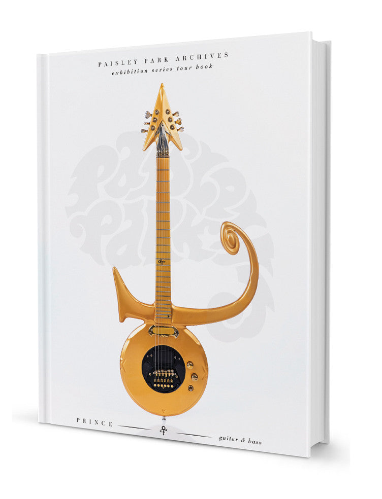 Prince: Guitar & Bass - Hardcover Tour Book