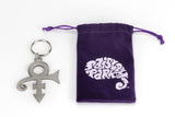 "Prince's ""Love Symbol"" Keychain in Gift Bag"