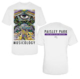 Musicology Real Music/Real Musicians T-Shirt - Men's & Women's