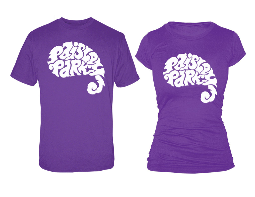 Paisley Park Logo T-Shirt - Men's & Women's
