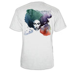Paisley Park: Eternal Celebration of Life & Music (2017 Anniversary Edition, artwork by Blule) - T-Shirt - Men's & Women's