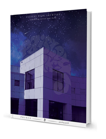 Prince: Paisley Park - Hardcover Tour Book