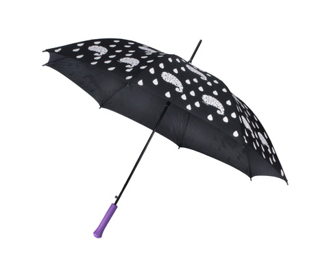 Paisley Park Color-Changing Umbrella
