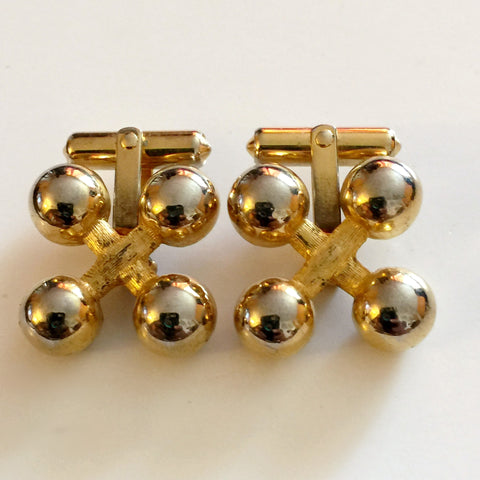Vintage Cufflinks By Christian Dior
